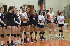 Girls' Volleyball: West San Gabriel Valley All-Star Private vs. Public (Underclass)
