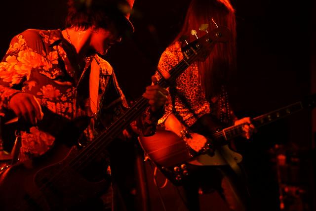 ROSE HIP GARDEN live at Adm, Tokyo, 18 Dec 2015. 300