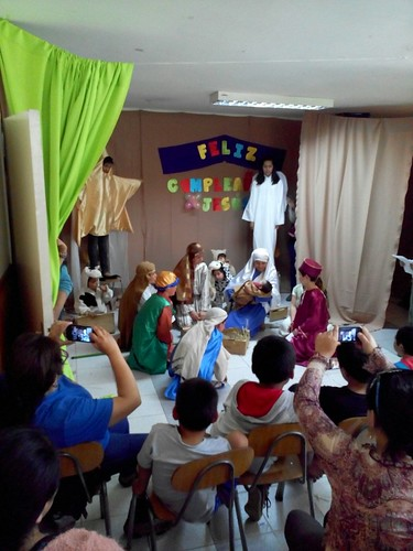 Francke Cumpleaños de Jesús 2015