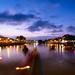 Hội An river by _gate_