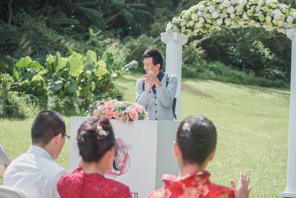 006羅莎會館 戶外婚禮