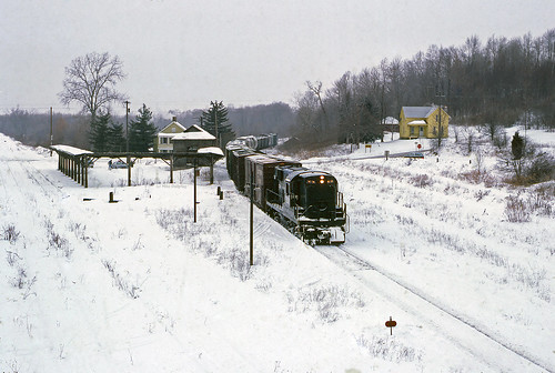 cr7601 conrail cr lehighvalley rochesterjunction rs11 alco
