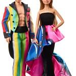 頂尖時尚的超級聯名!MOSCHINO 芭比 & 肯 禮盒組 MOSCHINO Barbie and Ken Giftset