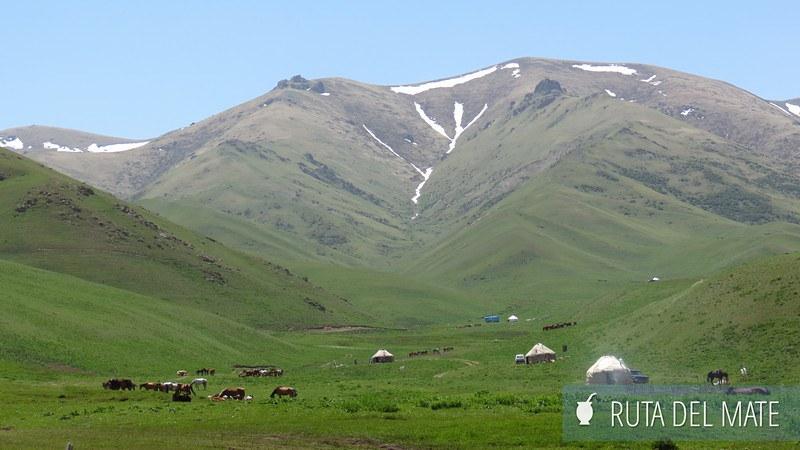 Lago Song-Kol Kirguistán (7)