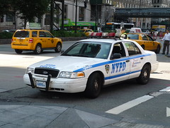 NYPD Ford Crown Victoria