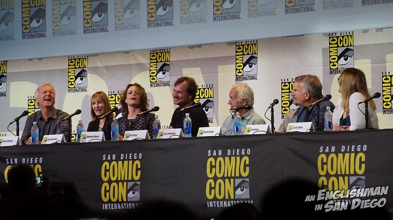 image - SDCC 2016 (Aliens 30th Anniversary Panel, Bill Paxton) 01