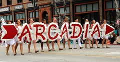 Arcadia H.S. Apache Marching Band
