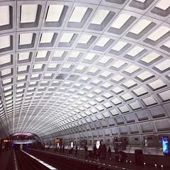 Dupont Circle underground.