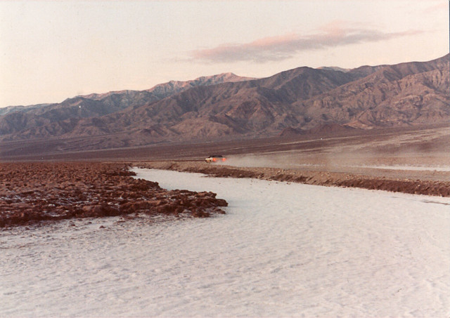 West Side Highway, Death Valley
