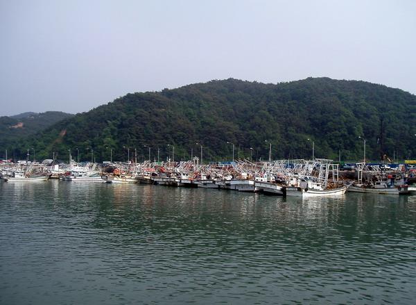 East coast harbor