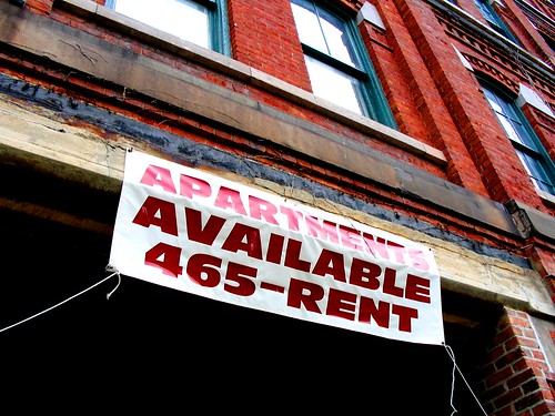 Available 465-Rent Sign