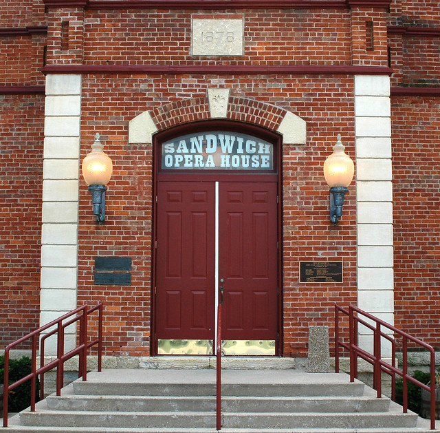 Sandwich Opera House Door | Flickr - Photo Sharing!
