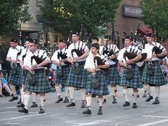 festival, musician, event, musical instrument, kilt, marching, social group, bagpipes,