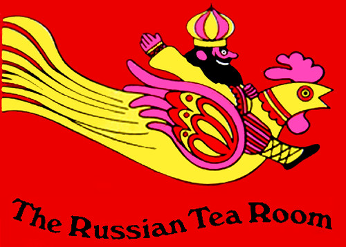 Russian Tea Room Gluten Free