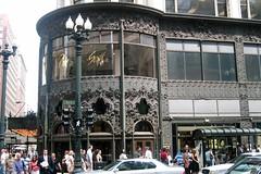 Chicago - Carson Pirie Scott and Company Building