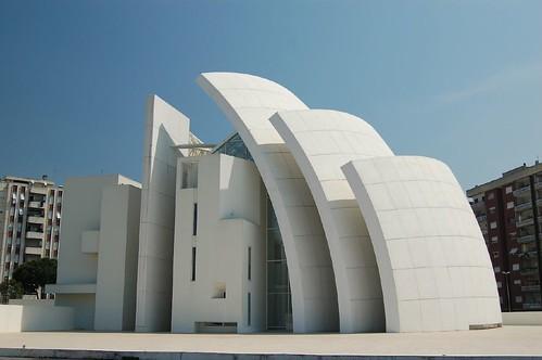 Iglesia del jubileo iglesia de santa fe arquitectura for Obras arquitectonicas