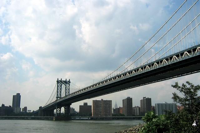 Brooklyn - DUMBO: Brooklyn Bridge Park - Manhattan Bridge
