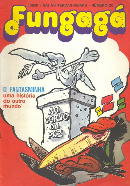 Fungagá, 29-3-1977 - Cover