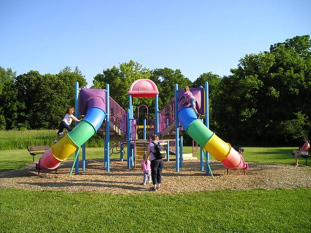 Random playground from Flickr via Wylio