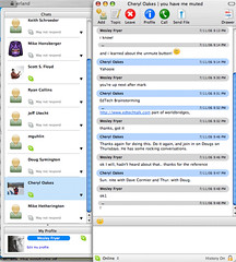 Skypecast instant messaging (1)