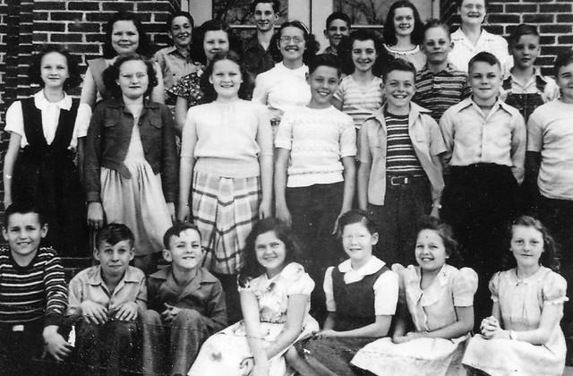 Elvis A. Presley 6th Grade Class