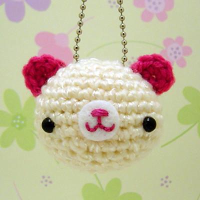 Amigurumi Pink Bear : 188441337_ae5a7a4744.jpg
