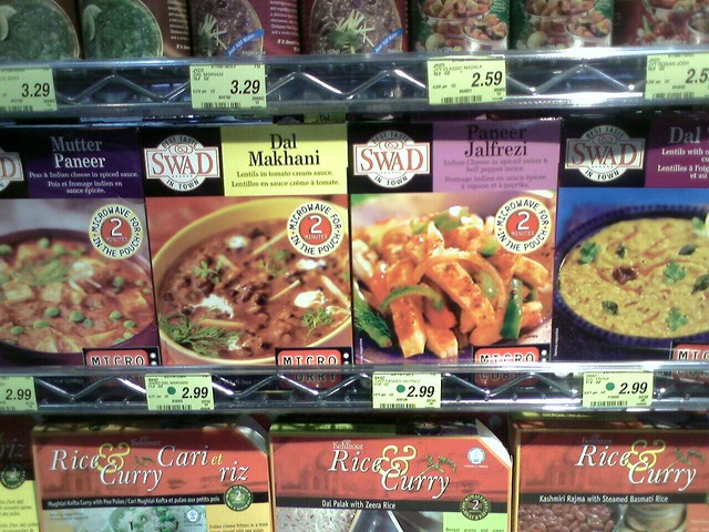Packaged Foods That Are Healthy