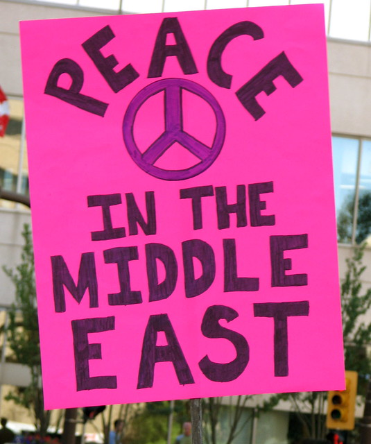 peace in the middle east essay Neoconservatives and partisans of israel are unlikely to find much common ground with the author of this critical, sometimes polemical book about american policy in the middle east.