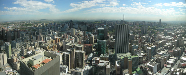 North Johannesburg Panorama