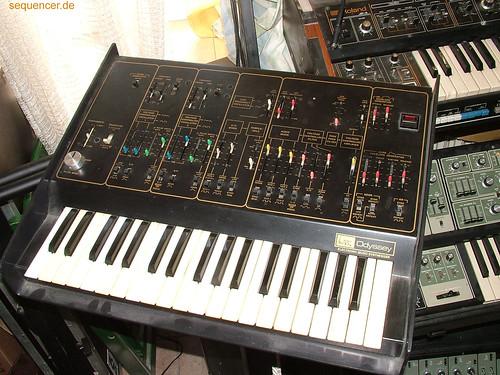 ARP Odyssey Synthesizer by Moogulator