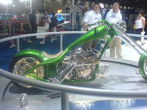 Custom Motorcycle 2