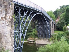 devil's bridge(0.0), aqueduct(0.0), truss bridge(0.0), rolling stock(0.0), arch(1.0), arch bridge(1.0), viaduct(1.0), waterway(1.0), infrastructure(1.0), bridge(1.0),