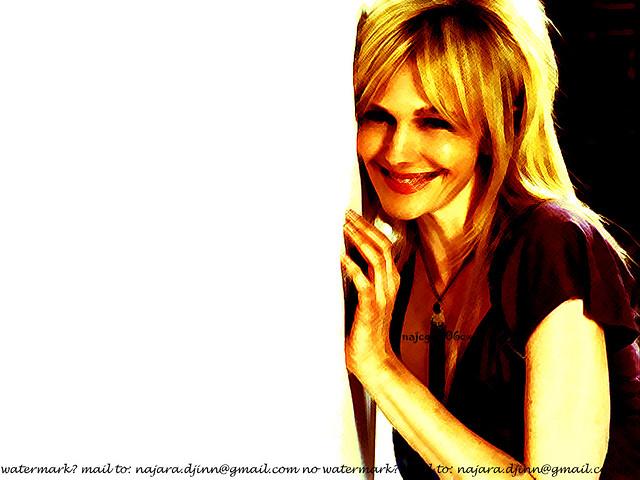 1366x768 kathryn morris smile - photo #17
