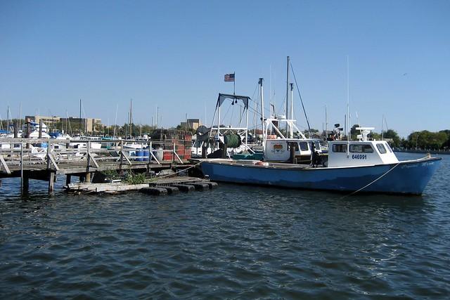 Brooklyn sheepshead bay flickr photo sharing for Sheepshead bay fishing boats