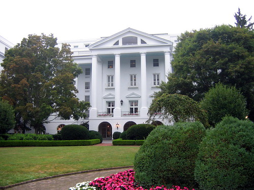 greenbrier resort, wv by wvbees