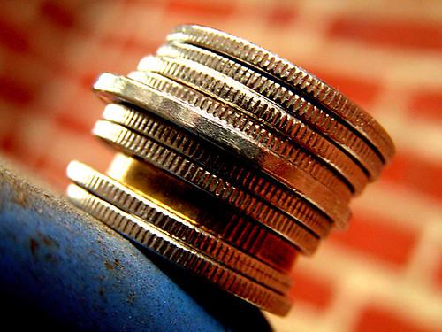 Money makes the world go 'round.