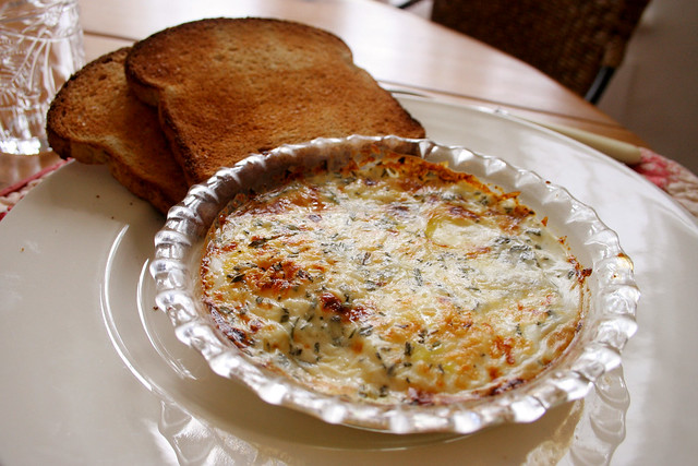 shirred eggs and toast | Arbor Bed & Breakfast Mmm man, thi ...