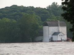 Submerged Bucks County Playhouse