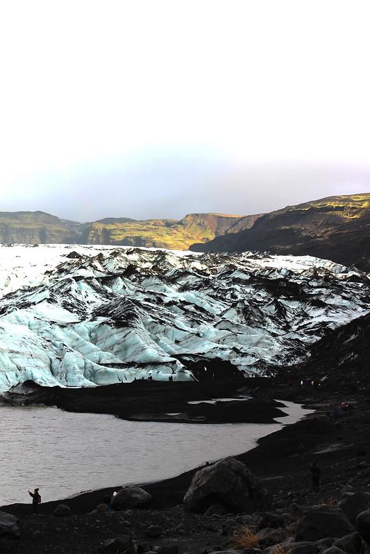 glacier test