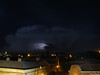 Nighttime thunder-storm ligtnings near Tbilisi. 9/7/2016
