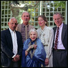 Beatrice Wood and Staff 900512 by jimhairphoto