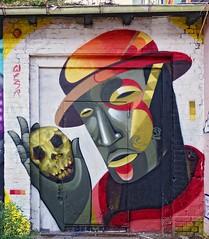 Berlin Graffiti 2002 - 2016