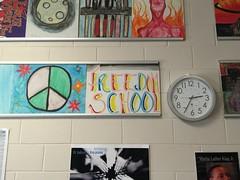 Freedom School 2015 - Student Art