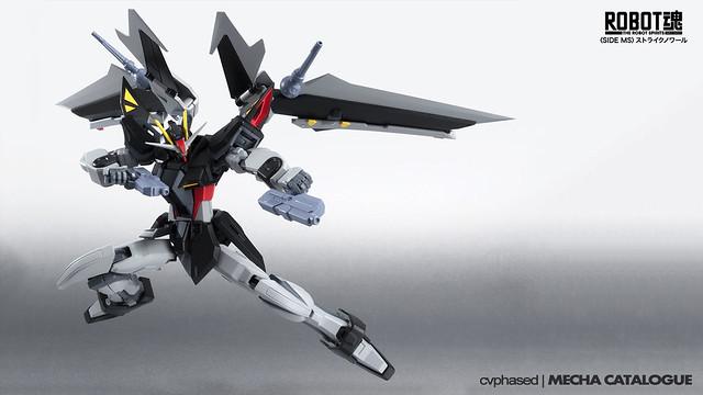 ROBOT Damashii <Side MS> Strike Noir Gundam