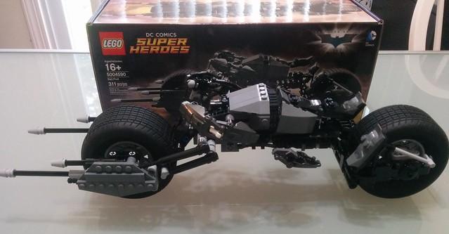 LEGO DC Super Heroes Bat-Pod (5004590)