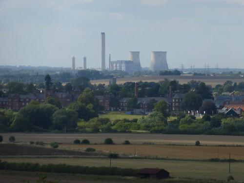 Didcot power station (telephoto shot)
