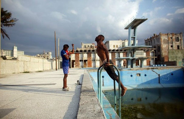 Cuba bombardeará las nubes en tiempos de sequía