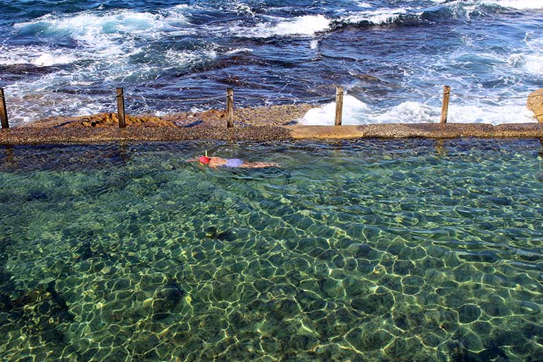 McIver's Baths, Coogee