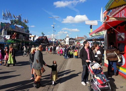Oktoberfest 2015-Familientag