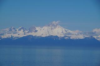 018 Uitzicht op Mount Iliamna